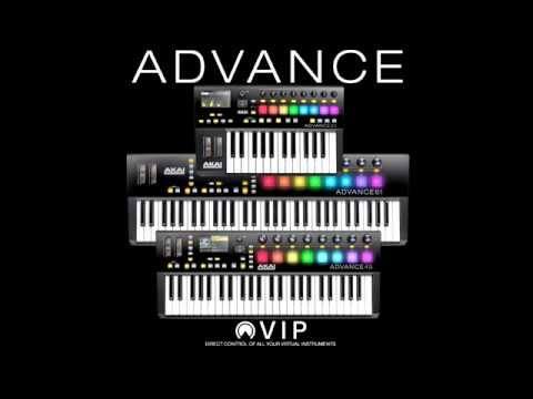 Akai Pro Advance Keyboards - Everything you need to know about Plugins and Presets in VIP