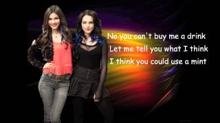 Victorious - Take a Hint (Lyrics)