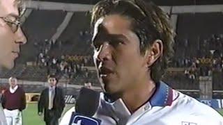 U CATOLICA 3 Colo Colo 1 LIBERTADORES 1999