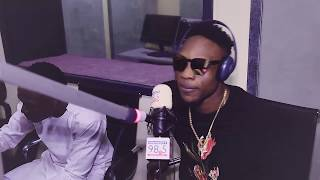 Wizkid's former protege L.A.X: I Like Seyi Shay, She is Free Spirited | 'Jeje' Album