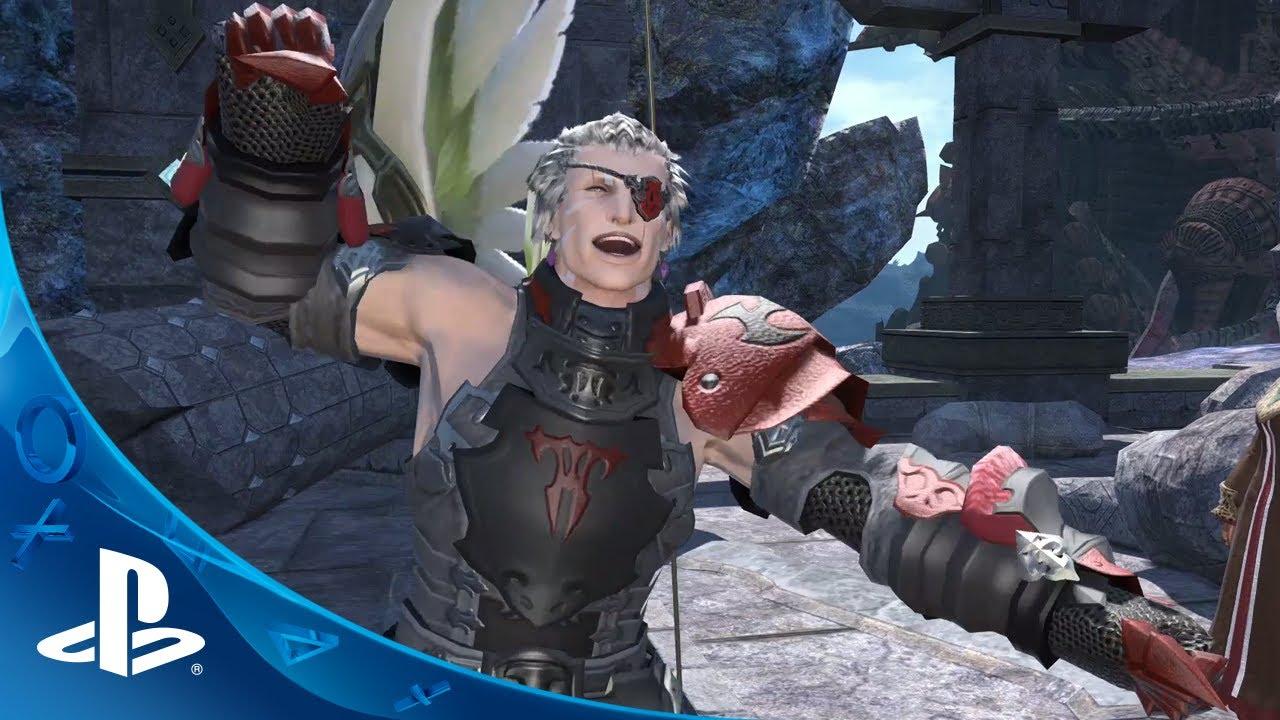 Final Fantasy XIV Hits PS4 April 14th, Beta Details, New Trailer