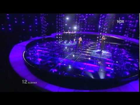 Eurovision SC - Oslo 2010 1st Semi-Final: Albania | Juliana