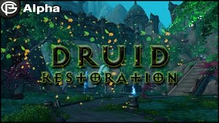 Restoration Druid - Artifact Quest and Class Hall