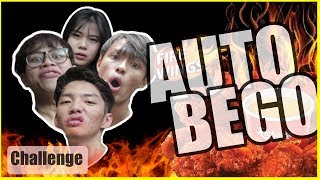 KPOP KARAOKE CHALLENGE + MUKBANG FIRE WINGS LEVEL 5 !!  (Feat Alphisugoi, Agorivall, & Coppamagz) Video thumbnail