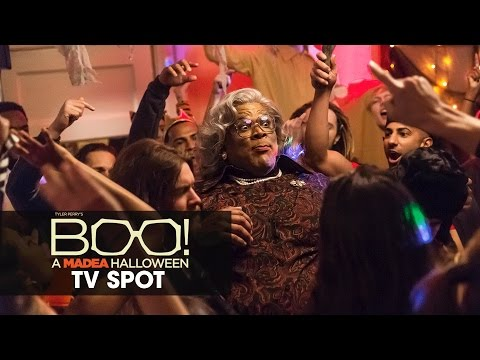 Commercial for Boo! A Madea Halloween (2016 - 2017) (Television Commercial)