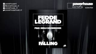 Fedde Le Grand ft. Niels Geusebroek - Falling (Radio Edit)