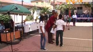 Eritrean Kids  Poetry and Guayla  on Independence Day in Italy 2013