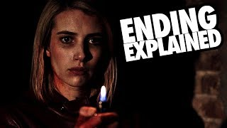 THE BLACKCOAT'S DAUGHTER Ending Explained