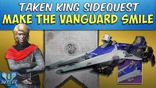 Destiny - Complete - Gameplay - Walkthrough - Make The Vanguard Smile - Quest - PS4