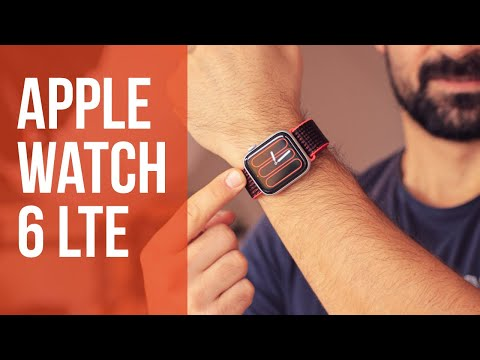 Apple Watch 6 LTE inceleme ve  Watch SE Çekilişi 🎁