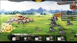 Alchemist  - (Girls' Frontline) - Girls' Frontline - 6-4e Alchemist vs Force Shield 1