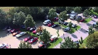 preview picture of video 'Luftaufnahmen vom US Car Treffen in Markt Schwaben'