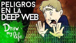 Esto es lo que pasa SI ENTRAS EN LA DEEP WEB - Draw Club