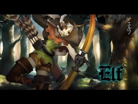 Let's Analyze The Art Behind The Newest Dragon's Crown Trailer