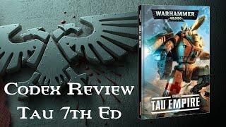 Codex: Tau Empire | Miniset net - Miniatures Collectors Guide