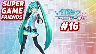 project diva f 2nd part 16 - 免费在线视频最佳电影电视节目