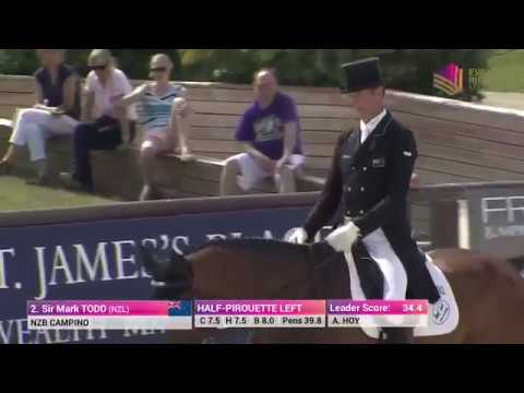Sir Mark Todd at Haras de Jardy - Event Rider Masters 2017