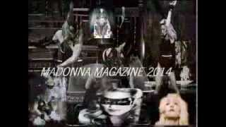 MADONNA TRIBE NEWS THE MDNA 2014 RUN REMASTERPIECE BY MADONNA'S KING MADOLEMENT