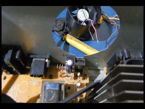 Technics SA-GX690 overload problem re-visit