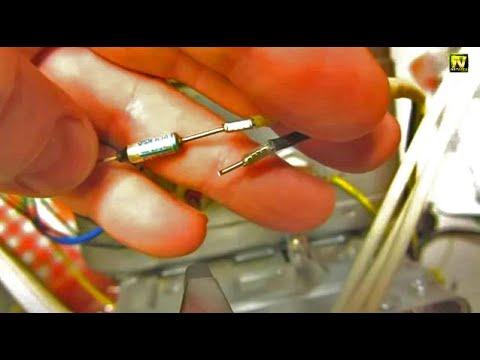 "[Natalex] Ремонт хлебопечки ""Panasonic SD-2501 wst"" замена термопредохранителя..."