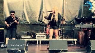 Baran 100 Bar Live Tirgan festival Stockholm