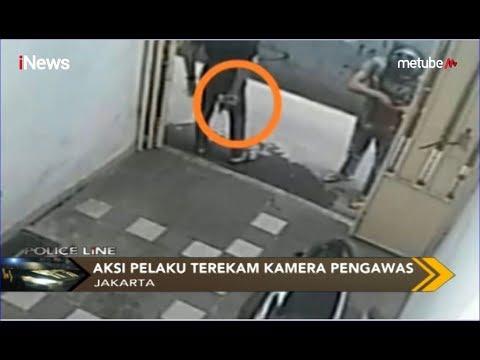 Aksi Pencurian Motor di Cipinang Terekam CCTV, Terlihat Pelaku Bawa Senjata Api - Police Line 06/07