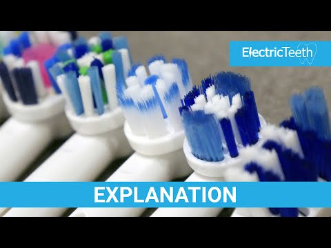Oral-B Electric Toothbrush Heads Explained *UPDATED VIDEO AVAILABLE*