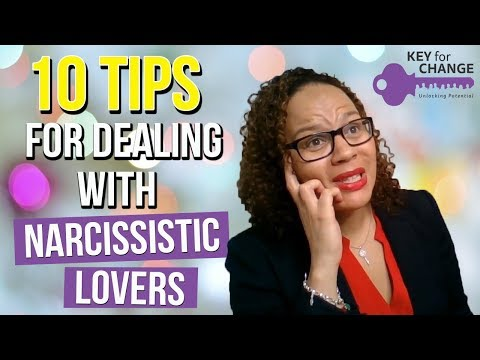 10 tips on dealing with narcissistic lovers