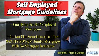 Self Employed Mortgage Guidelines | 2020