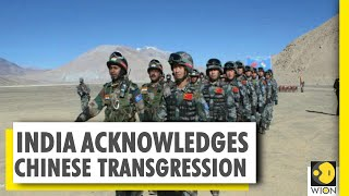 China PLA intruded into Indian Territory in May reveals MoD document | India-China | South-Asia