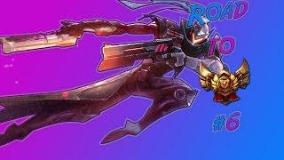 Road to Gold #6 Нов уникално силен билд на Lucian/League of Legends
