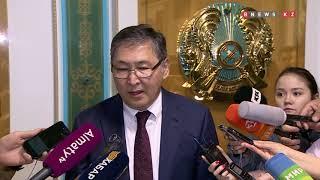 Ерлан Сагадиев   Министр образования и науки Республики Казахстан