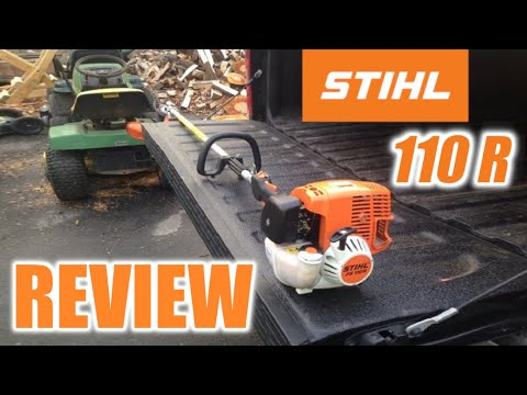 Review on Stihl FS 110R Trimmer