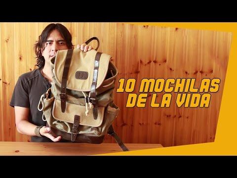 ★TOP 10 MEJORES MOCHILAS DE LA VIDA - MOCHILEROS.ORG