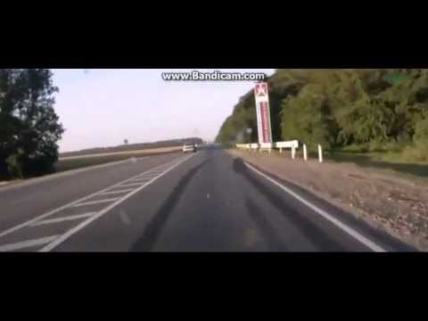 подборка ДТП с видеорегистратора.DVR selection of accidents .
