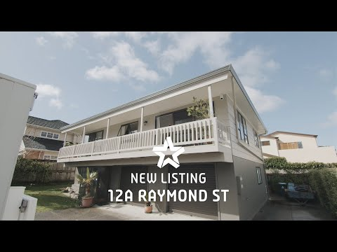 12a Raymond Street, Pt Chevalier