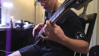 "BLIND EYE MUSIC - Parkway Drive ""Alone"" Bass Cover"