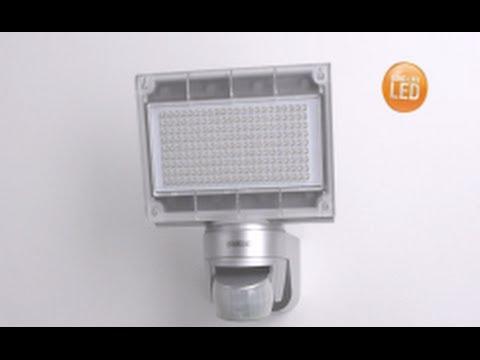 Steinel Projecteur LED à détecteur XLED Home 1 Noir