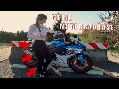 Meine Motorradhose!!! #motovlog #motorradleggins
