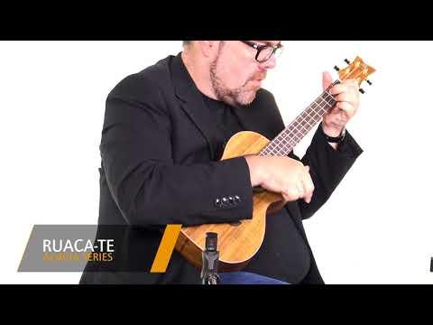 ORTEGA RUACA-TE Akustické ukulele