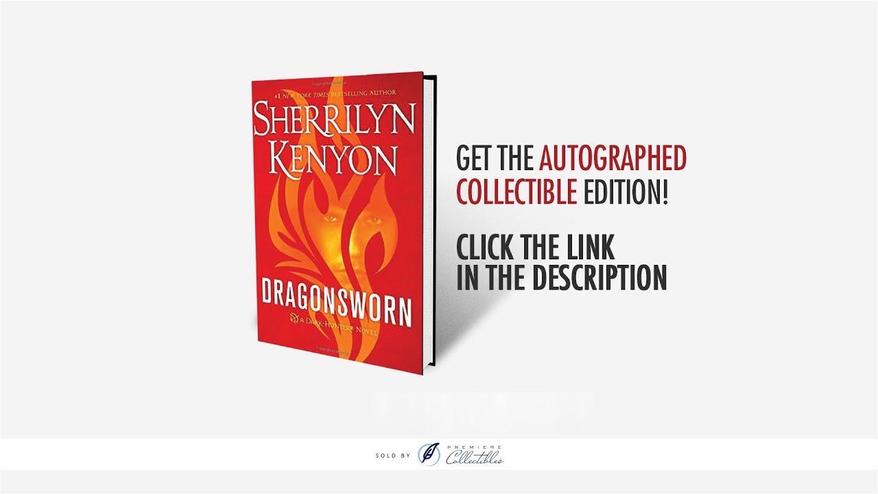 Dragonsworn (Dark-Hunter Novels) by Sherrilyn Kenyon