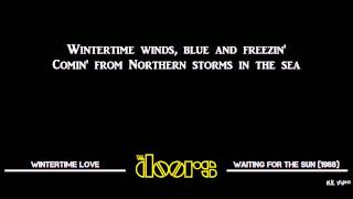 Lyrics for Wintertime Love - The Doors