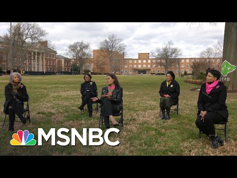 VP Harris' Sorority Sisters On Why They Think She's Suited For This Moment In American Politics