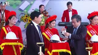 Lễ khởi công dự án 3 Công ty TNHH Cơ khí Việt Nhật (VJE)