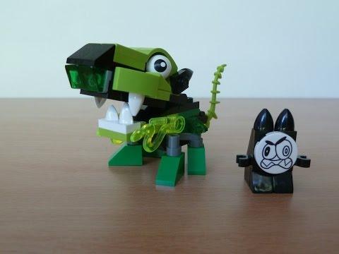 Vidéo LEGO Mixels 41519 : Glurt