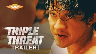 Trailer of Triple Threat (2019)