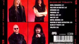 Exciter-Brutal Warning