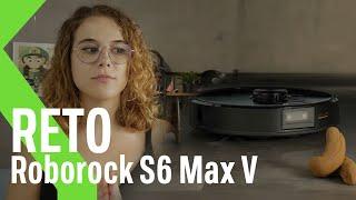 Ponemos a prueba al Roborock S6 MaxV: ¿Identifica objetos a oscuras? | RETO XTK