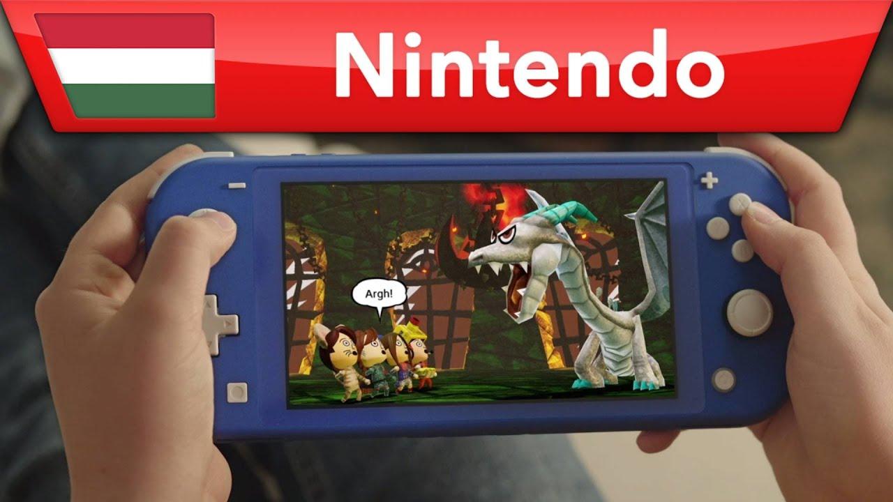 Miitopia – KI FOG CSATLAKOZNI A KÜLDETÉSEDHEZ?   Nintendo Switch