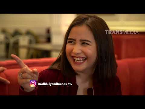 RAFFI BILLY AND FRIENDS - Ada Apa Dengan Bang Billy Dan Prilly? (11/3/18) Part 1